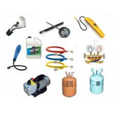 Аксессуары и расходные материалы для установок