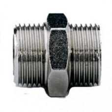 Соединитель с цилиндрической наружной резьбой А121 ММ