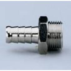 Вворачивающийся штекер-ёлочка для всех типов шлангов A107 М3/8