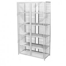 06.504-9007 Шкаф закрытый металлической сеткой