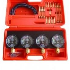 KA-7200 Комплект тестеров давления и вакуума (синхронизатор карбюраторов).