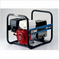 Трехфазный бензиновый генератор SDMO HX 75000T S
