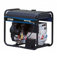 Дизельный 3-фазный сварочный генератор WELDARC300_TDE_XL C