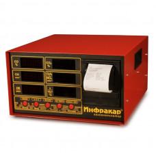 Автомобильный 5-ти компонентный газоанализатор Инфракар 5М-3Т.02