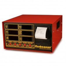 Автомобильный 5-ти компонентный газоанализатор Инфракар 5М-2Т.02
