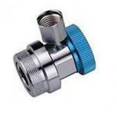 Быстроразъемное соединение для установки синий