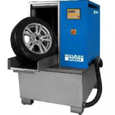 Мойка для колес легковых и полугрузовых автомобилей с подогревом WULKAN300H