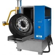 Мойка для колес грузовых автомобилей WULKAN 500