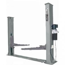 Подъемник двухстоечный г/п 5500 кг. электрогидравлический KRW5.5ML