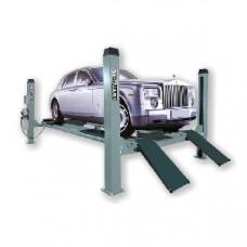 Подъемник четырехстоечный г/п 6500 кг. платформы для сход-развала KRW6.5WA