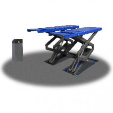 Подъемник ножничный короткий г/п 4000 кг заглубляемый StratosS39(OMA530C)
