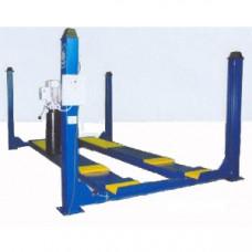 Подъемник четырехстоечный г/п 4000 кг платформы для сход-развала П2-01МН СКАТ IIМ