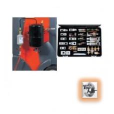 Spin 01.000.139 Комплект для восстановления фреона и промывки систем кондиционирования