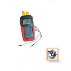 04.052.05 Цифровые дифференциальный термометр с 2-мя зондами.