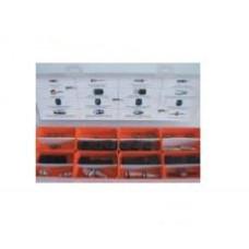 01.000.49 49CR - комплект клапанов и запасных частей для обслуживания мультибрендовых систем с фреоном R134a
