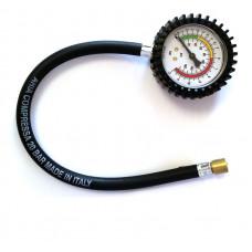 MAN-1 Профессиональный манометр MAN для контроля давления в автомобильных шинах.