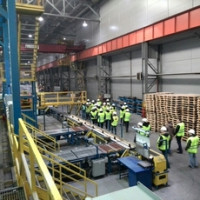 Посещение завода Velyen