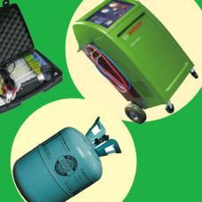 Комплекты оборудования для заправки кондиционеров