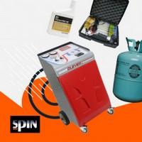 Не забудьте купить комплекты оборудования для заправки автокондиционеров!