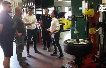 Презентация оборудования TECO на заводе в Италии