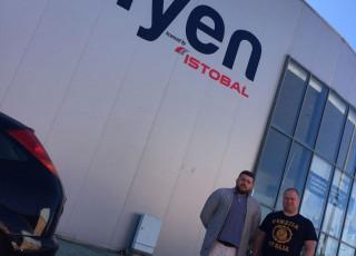Завод Velyen, Испания 2018 г