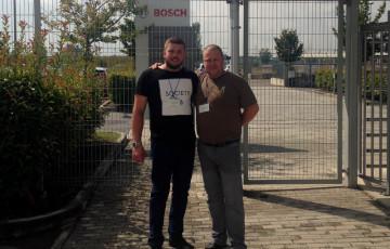 Завод SICAM-BOSCH