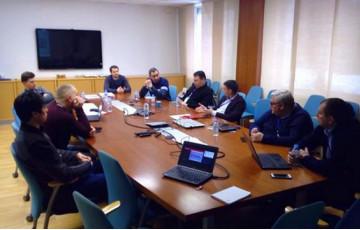 Встреча с представителями Chicago Pneumatic, Москва 2019