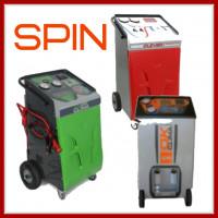 Поступление установок для заправки кондиционеров SPIN