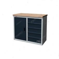 FC.50W - верстак с дверью и 5 ящиками