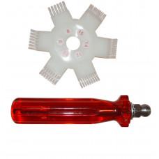 Инструмент для правки радиаторов KA-7113