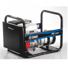 Бензиновый однофазный генератор SDMO HX 6000