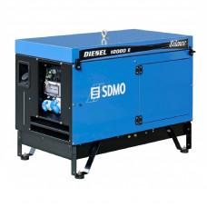 Генераторная установка SDMO DIESEL 10000 E SILENCE
