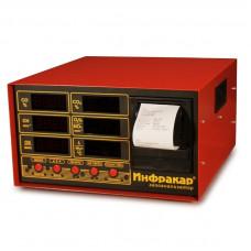 Автомобильный 5-ти компонентный газоанализатор Инфракар 5М-2Т.01