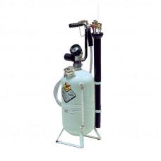 Raasm 43016 Установка для откачки отработавшего масла