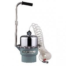 KRW1883 KraftWell Установка для замены тормозной жидкости