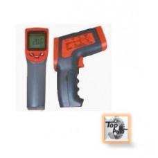 Инфракрасный термометр с лазерным указателем SPIN 04.013.05