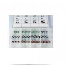 Комплект специальных уплотнительных колец 01.000.136 47.4CR