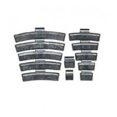 Балансировочные грузики для стальных дисков 0205