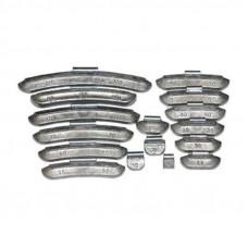 Балансировочные грузики для литых дисков 0345