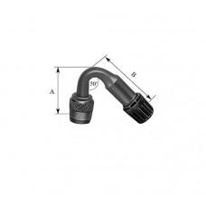 Удлинитель для грузовых вентилей под углом 50 градусов