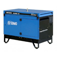 Трёхфазный дизельный генератор SDMO DIESEL ТЕ 15000 SILENCE