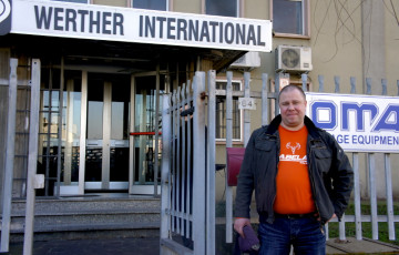 Штаб-квартира производителя OMA-Werther