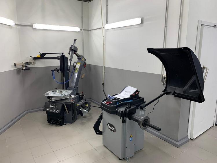 подъемное, диагностическое и шиномонтажное оборудование для автосервиса мазда