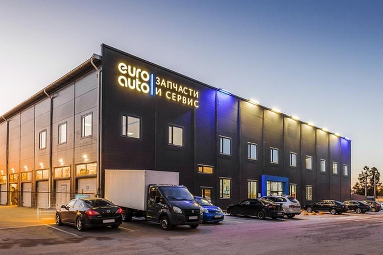 Сервисный центр Euroauto