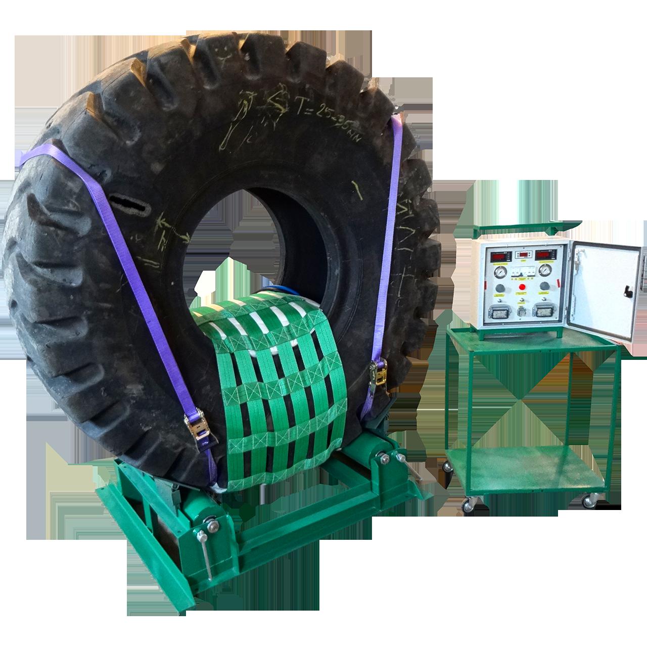 Вулканизатор Комплекс-2 монитор
